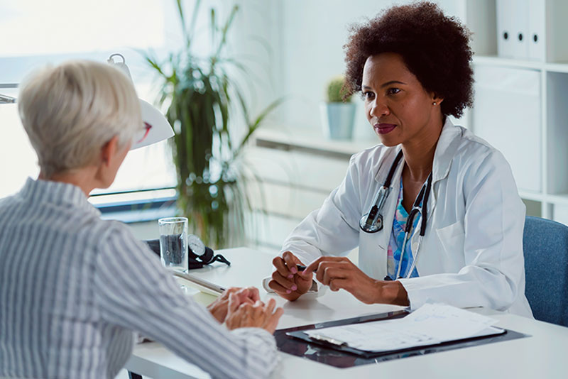 How to Discuss a Potential Dementia Diagnosis with the Physician