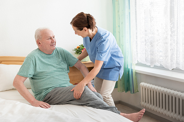 Providing Senior Care in the Home for a Loved One? Prevent Injuries with These Tips!