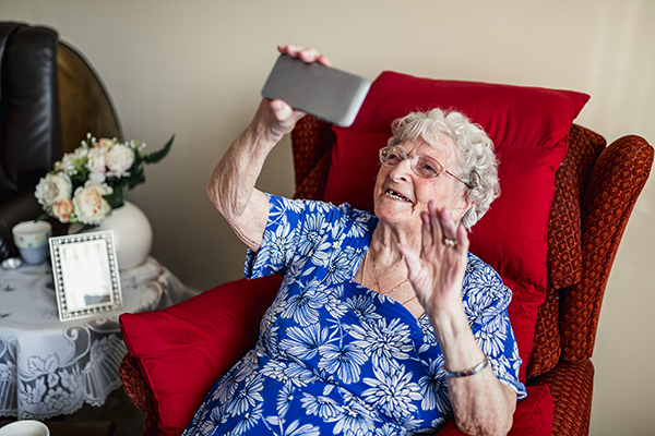 Windsor-Essex Home Care Provider Recommends the Best Technology Solutions for Aging in Place
