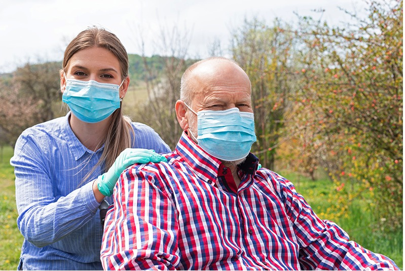 Home Care During the Pandemic: Keeping Seniors Safe